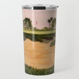 Los Angeles Country Club North Course 9th Hole Travel Mug