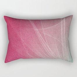 Abstract Lines 2 Rectangular Pillow