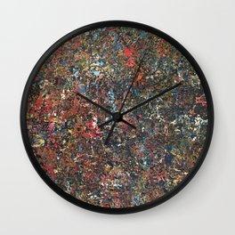 Supercalifragilisticexpialidocious Wall Clock