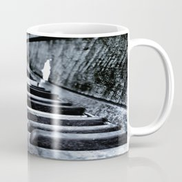 Forgotten Piano Coffee Mug