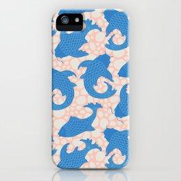 KOI Pattern iPhone Case