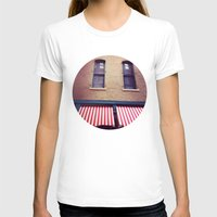memphis T-shirts featuring Memphis Wall by wendygray