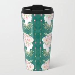 Abstract Roses Fairy Travel Mug