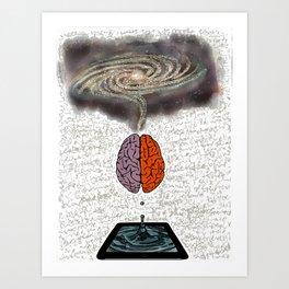 Boundless Inspiration Art Print