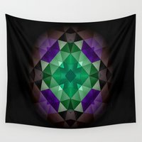 celtic Wall Tapestries featuring Celtic Planet.... by Cherie DeBevoise