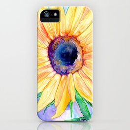 Zonnebloem iPhone Case