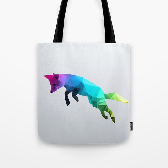 Glass Animal - Flying Fox Tote Bag