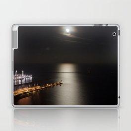 Navy Pier Moonlight Laptop & iPad Skin
