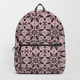 Blushing Bride Floral Pattern Backpack