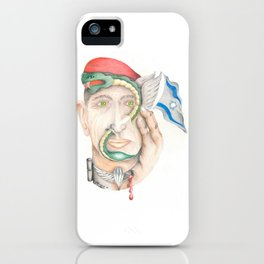 Israeli Paratrooper iPhone Case