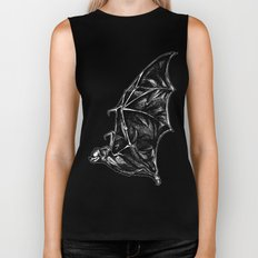 Leather Wings Biker Tank