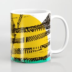 - the sunset - Mug