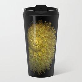 3D Fractal Seashell Travel Mug
