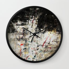 巴 御前 (Tomoe Gozen) Wall Clock
