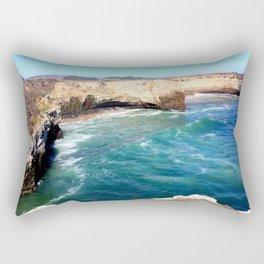 Bonny Doon Beach Rectangular Pillow
