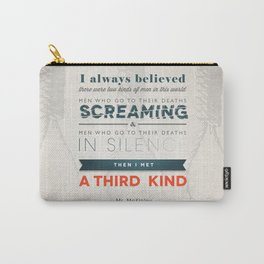 The Third Kind Carry-All Pouch