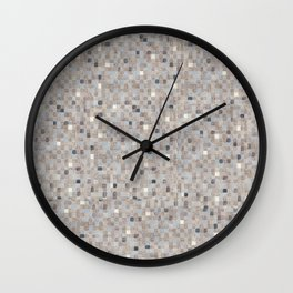 Iteration -Sunshine- (Extra Large No. 4) Wall Clock