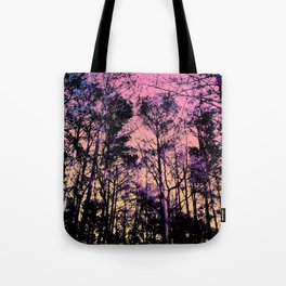 Forest (Sunrise) Tote Bag