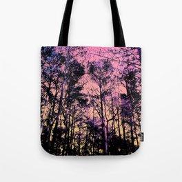 Forest (Sunrise) Tote Bag