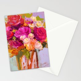 Bloom Fresh, Birthday Roses Stationery Cards