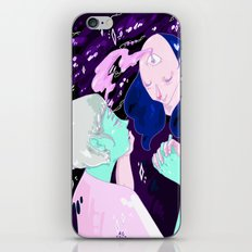 your touch iPhone & iPod Skin