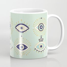 Evil Eye Collection Coffee Mug