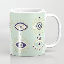 Evil Eye Collection Kaffeebecher