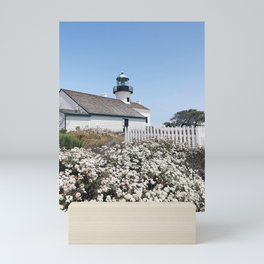 Old Point Loma Lighthouse - II Mini Art Print