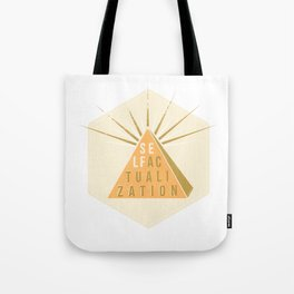 Self Actualization Tote Bag