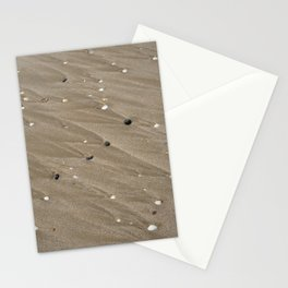 Pebbles and Sand Stationery Cards