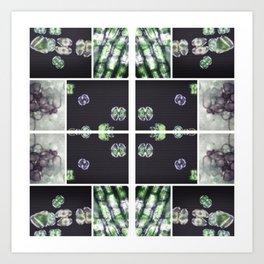 Interspace - Plant Cells Art Print