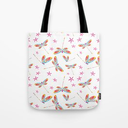 CN DRAGONFLY 1010 Tote Bag