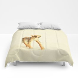 Catwalk Cheetah Comforters