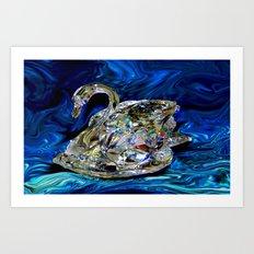 Swang Art Print