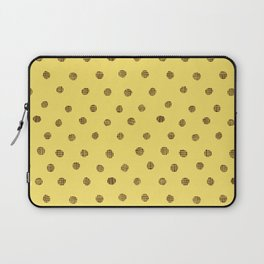 Everyone Love A Polkadot Laptop Sleeve