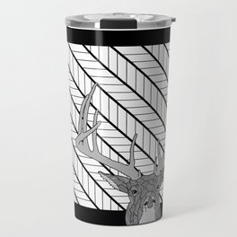 White Tail Buck... Oh Deer Travel Mug