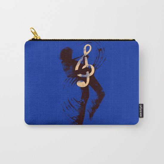 Solo (Blue) Carry-All Pouch