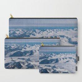 Aerial Glacier Four - Alaska Carry-All Pouch