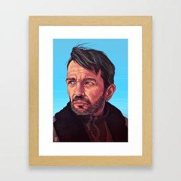 Malvo Framed Art Print