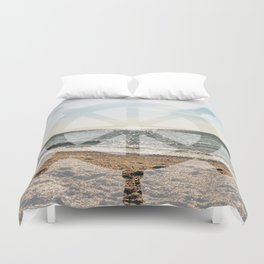 Wheel Duvet Cover