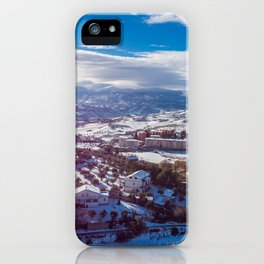 Shrouded iPhone Case
