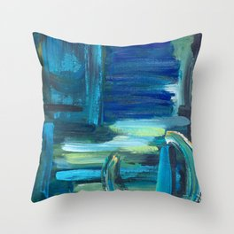 Things will Never be the Same Throw Pillow