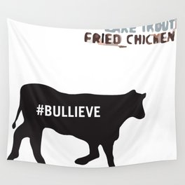 #BULLIEVE Wall Tapestry