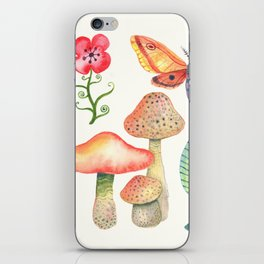 After the Summer Rain iPhone Skin