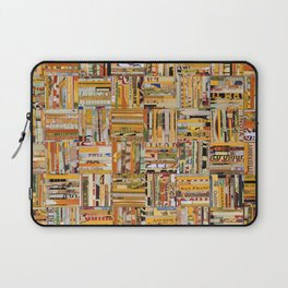 Mit Hopfen (With Hops) Laptop Sleeve