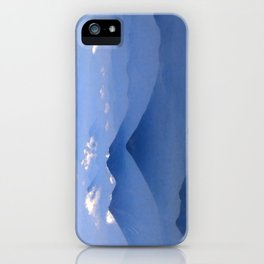 Baudelaire's vision iPhone Case