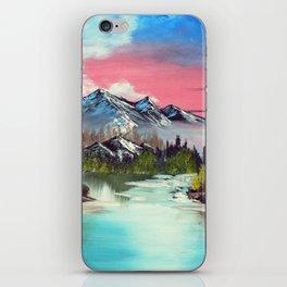 A Dream away iPhone Skin