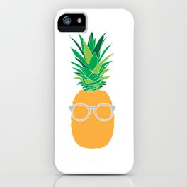 Funky Pineapple iPhone Case