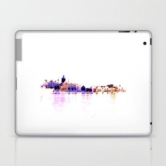 white harbor III. Laptop & iPad Skin