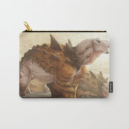 Stegopelta Herdleader Carry-All Pouch